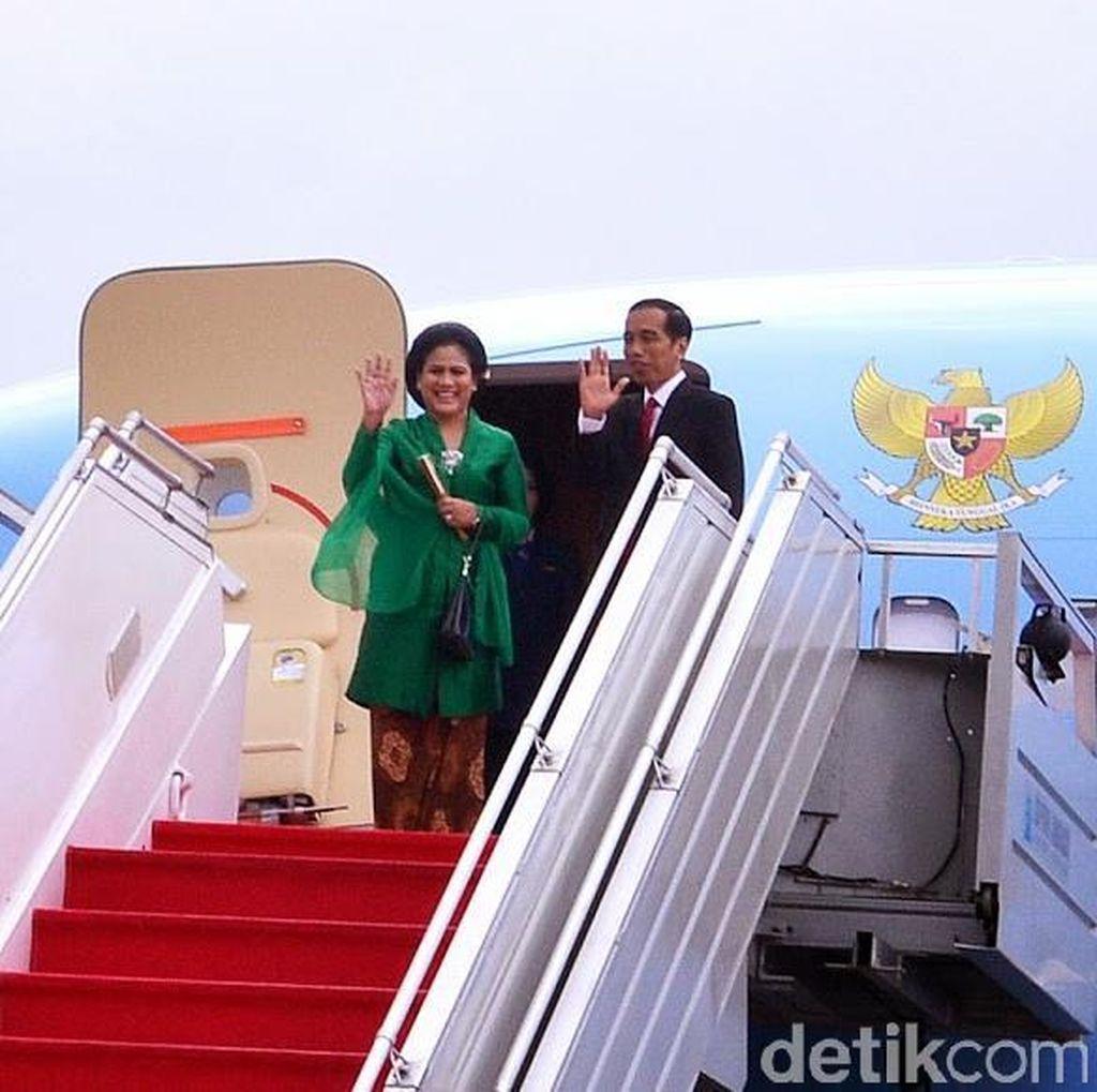 Jokowi Hadiri Lomba Paduan Suara Gerejawi Tingkat Nasional di Ambon Malam Ini