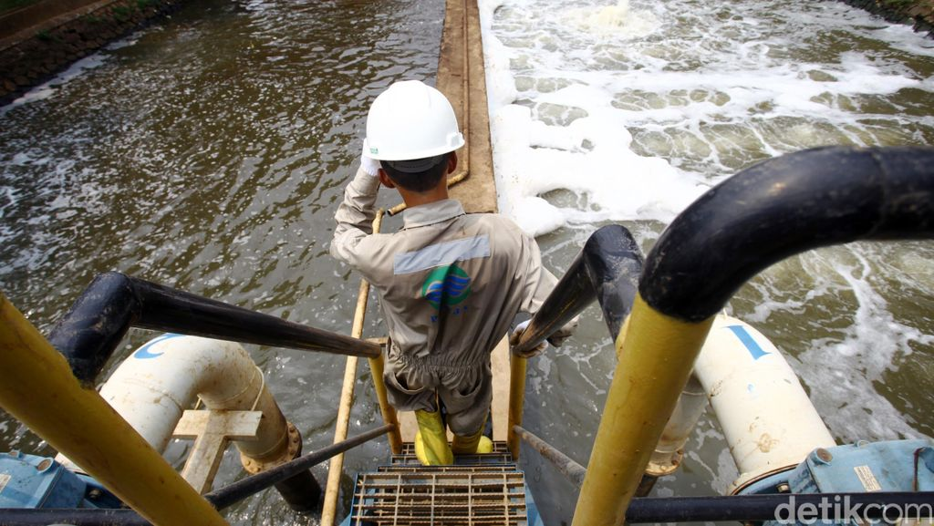 PAM Jaya Cek Kualitas Air Bersih di Rusun Muara Baru dan Rusun Pesakih