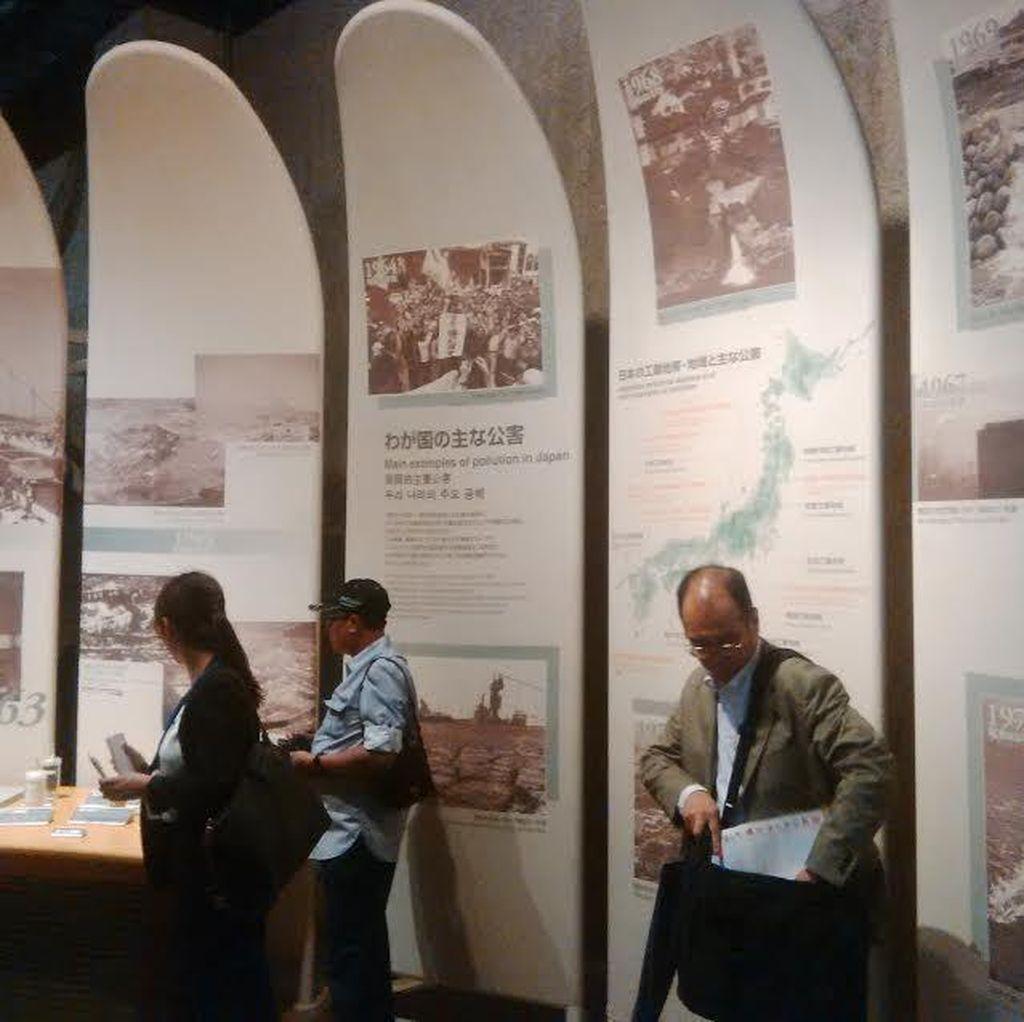 Belajar Mencintai Lingkungan di Museum Lingkungan Hidup Kitakyushu