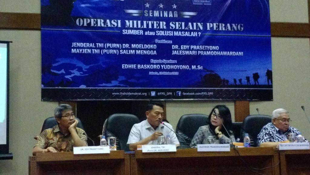 Moeldoko Lihat Situasi untuk Masuk Demokrat dan Maju Capres 2019