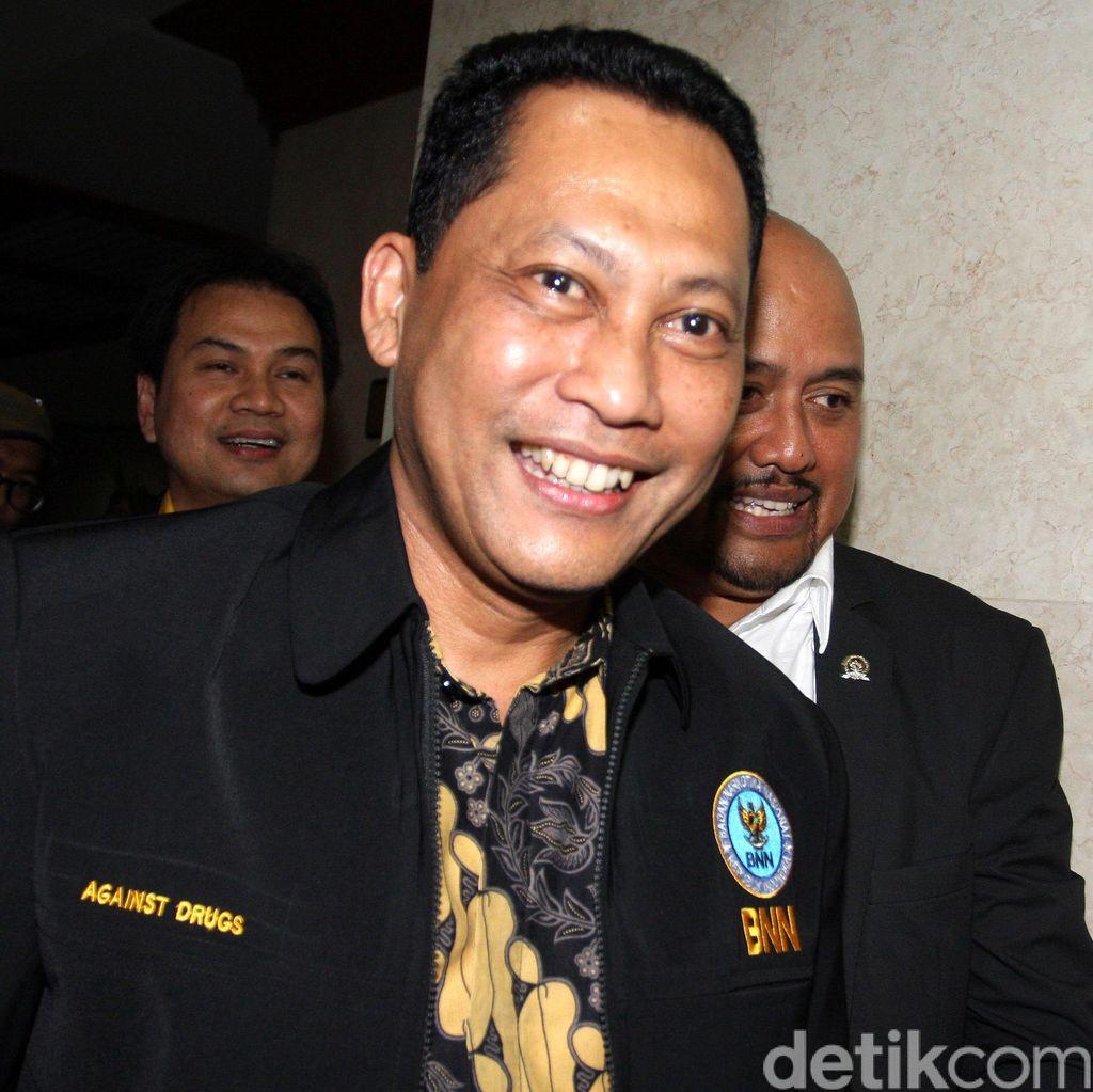 Buwas Sebut Jokowi Dukung Bangun Penjara di Pulau Terluar Indonesia