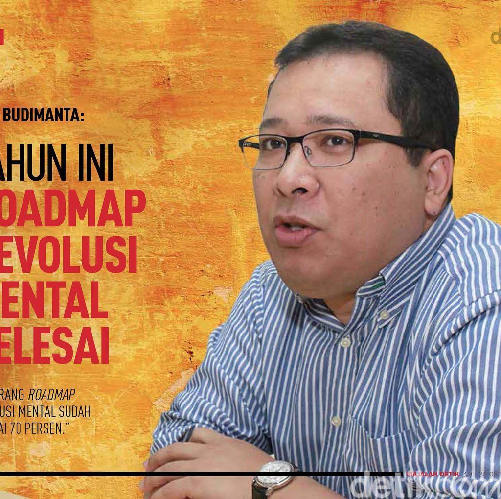 Arif Budimanta: Tahun Ini Roadmap Revolusi Mental Selesai