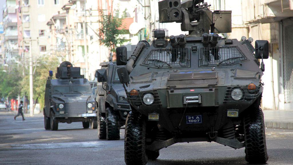 Gerebek Kota Perbatasan Suriah, Tentara Libanon Tewaskan 6 Militan