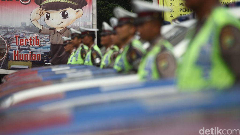 1000 Bhabinkamtibmas Disebar Antisipasi Gangguan Keamanan di Pilkada DKI
