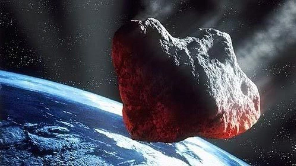 Berebut Tambang Rp 2.600 Triliun di Asteroid