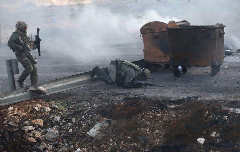 Pria Palestina Ditembak Mati Tentara Israel Di Ramallah