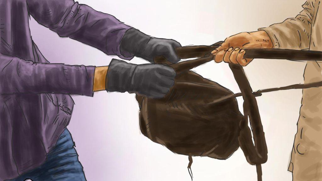 Ibu Muda di Medan Tewas setelah Pertahankan Tasnya dari Penjambret