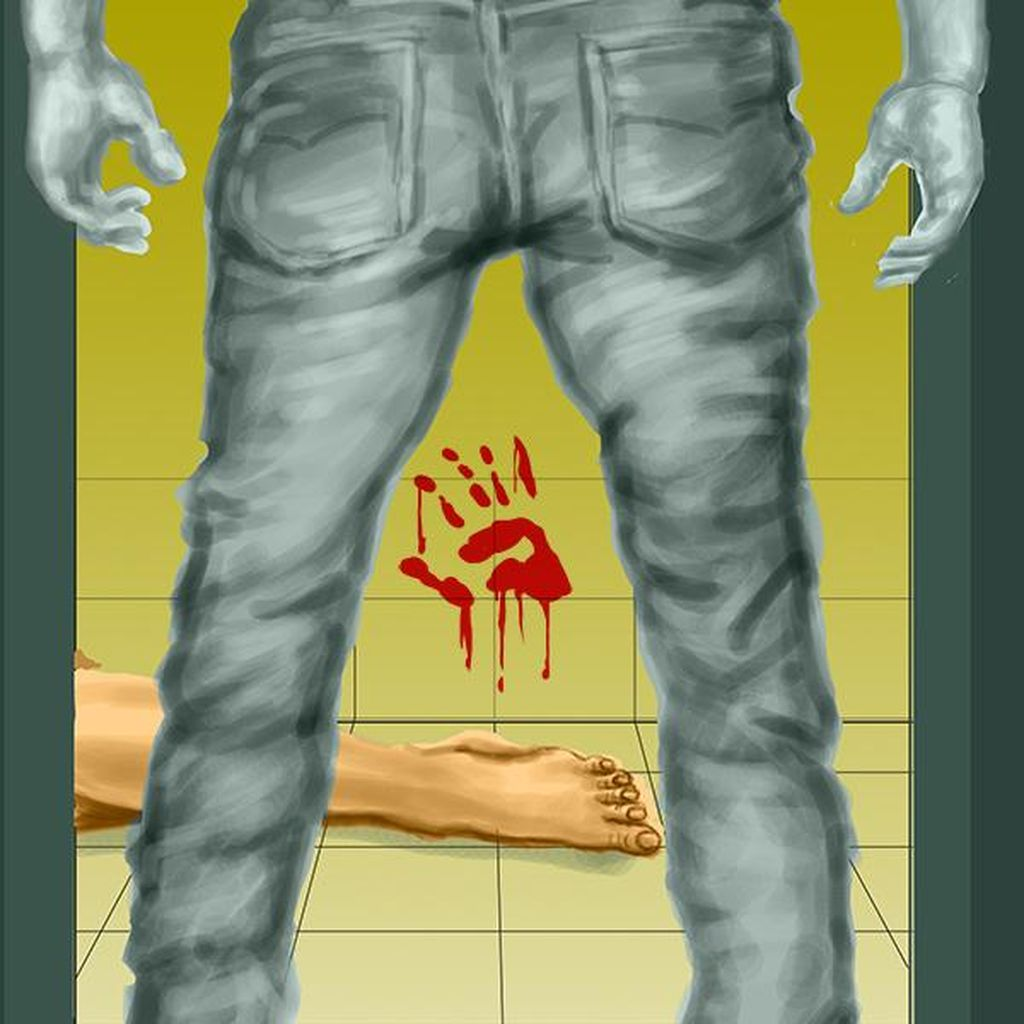 Buruh Garmen di Sukabumi Dibunuh Kekasih, Pemicunya SMS Mesra dari Cewek Lain