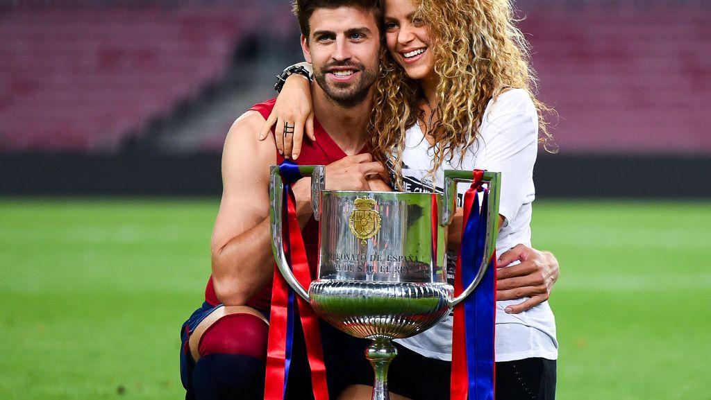 Shakira dan Gerard Pique Dikabarkan Punya Video Seks