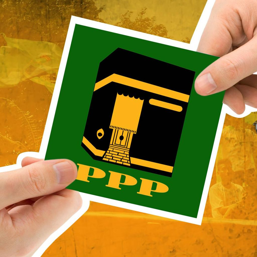 Kemesraan Dua Sekjen PPP di Kompleks Parlemen