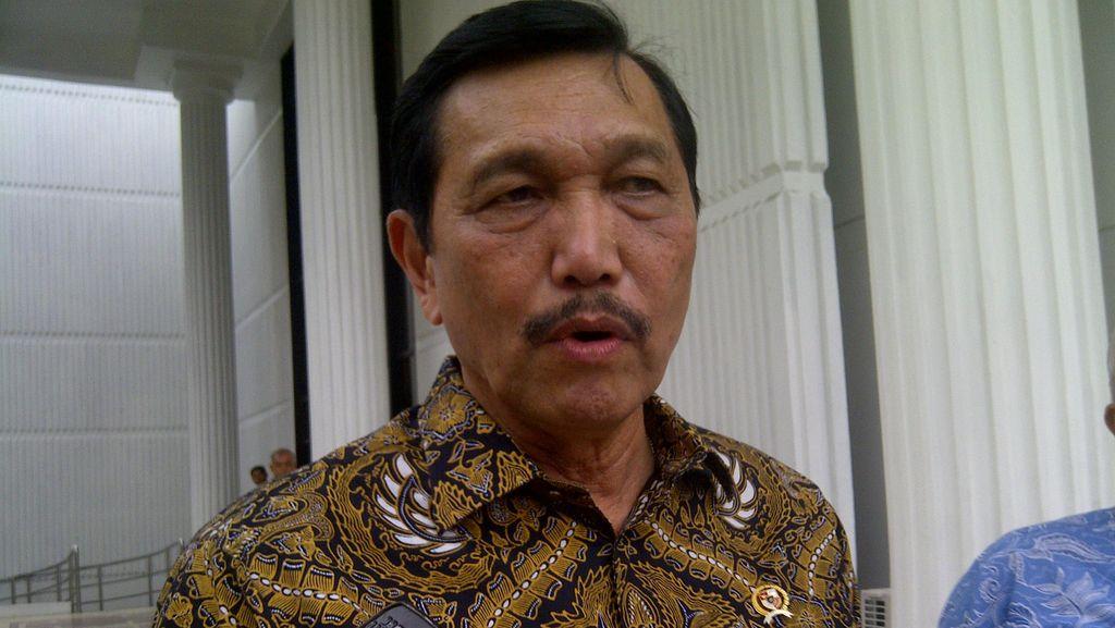 Luhut Berharap Dana Otsus Papua untuk Pendidikan dan Rumah Sakit