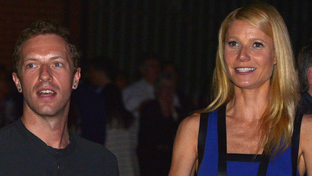 2 Tahun Berlalu, Gwyneth Paltrow dan Chris Martin Dinyatakan Resmi Cerai