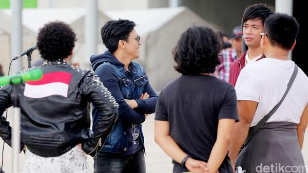 Yuk, Intip Behind The Scenes Video Klip NOAH, Geisha, Nidji dan dMasiv