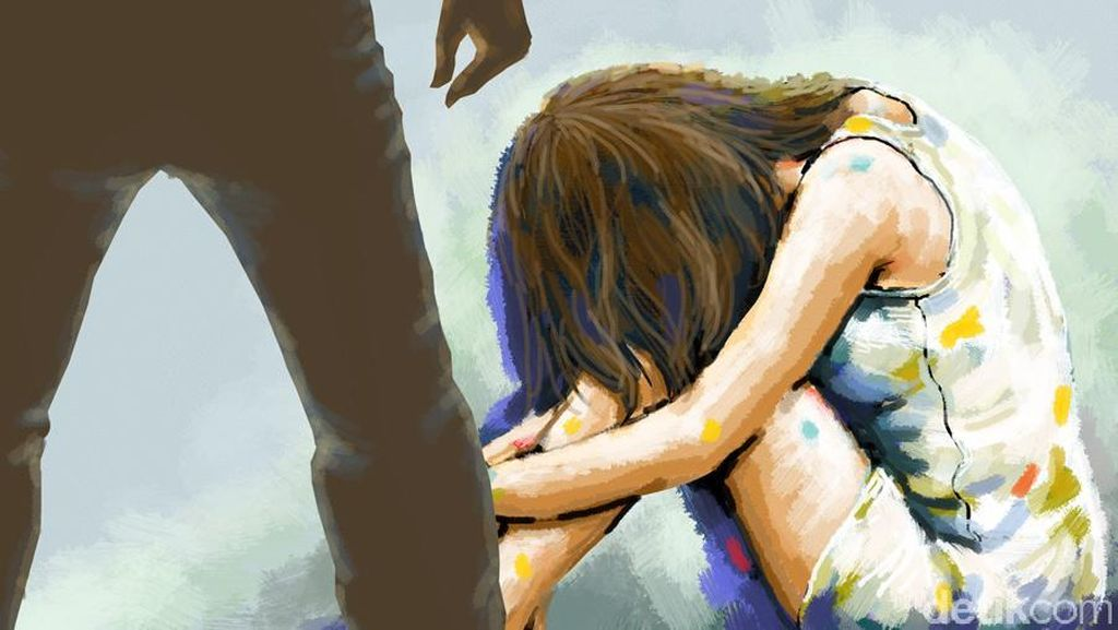 Cewek Cantik Babak Belur Viral di Medsos, Polisi Tahan Kekasih