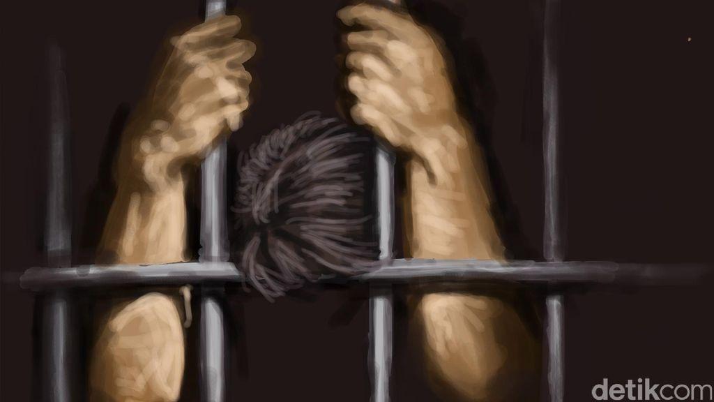 4 Tahanan Polsek di Kabupaten Kampar Melarikan Diri