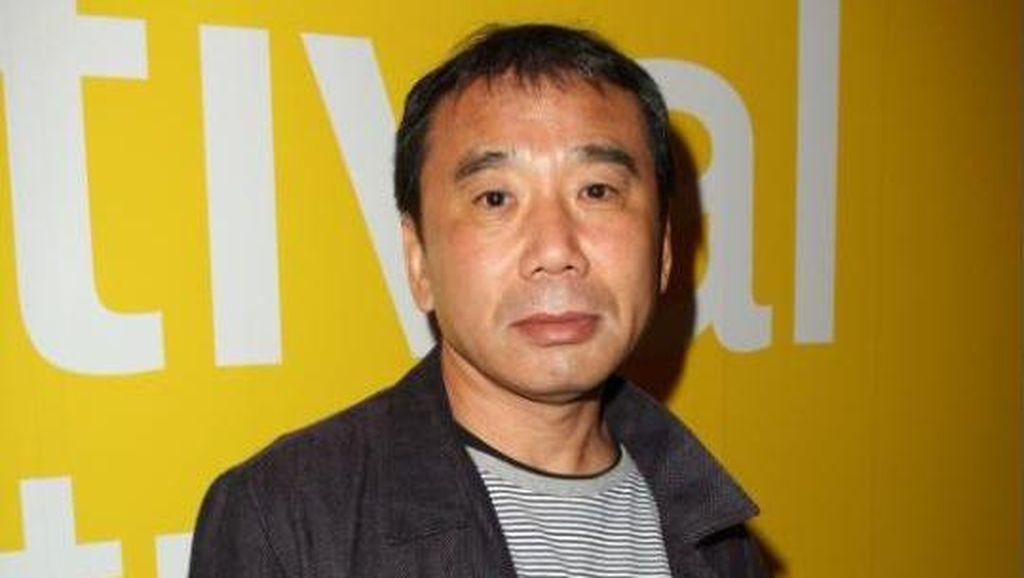 Haruki Murakami Kembali Diunggulkan di Nominasi Nobel Sastra 2016