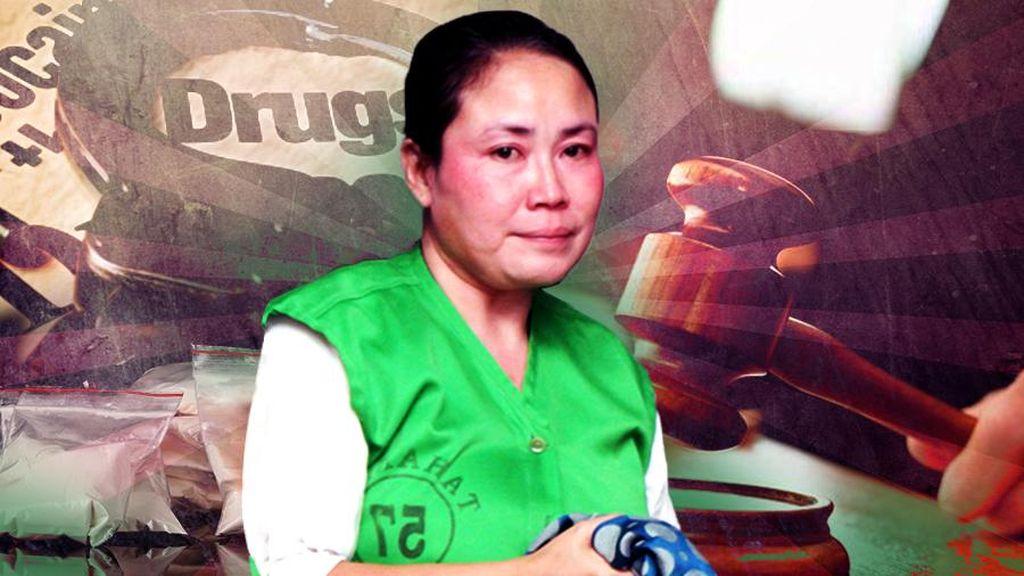 MA Beberkan Alasan Vonis Mati Ratu Narkoba Ola untuk Kedua Kalinya
