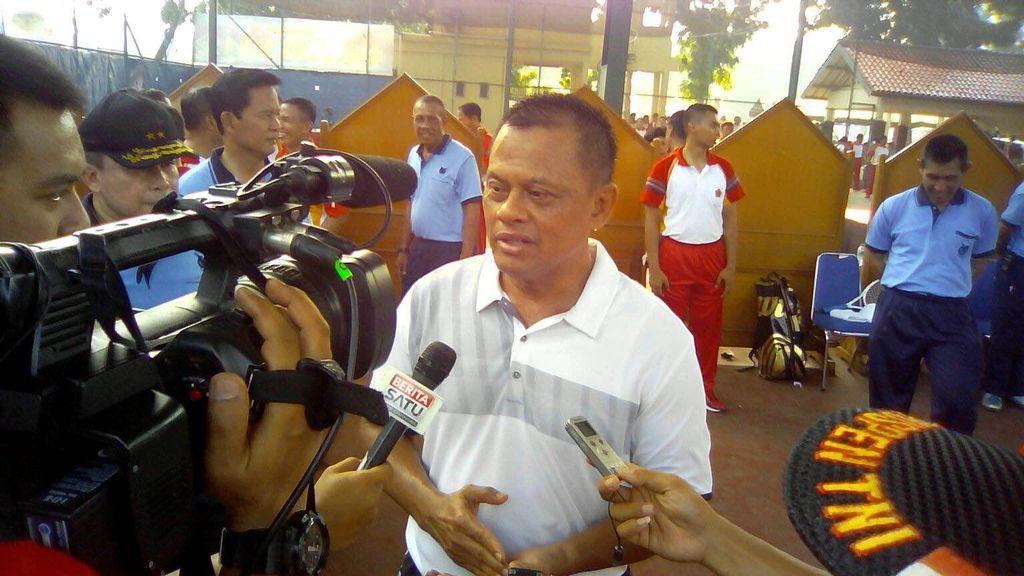 Soal Penolakan Heli VVIP, Panglima: Kalau Presiden Bilang Batal ya Batal