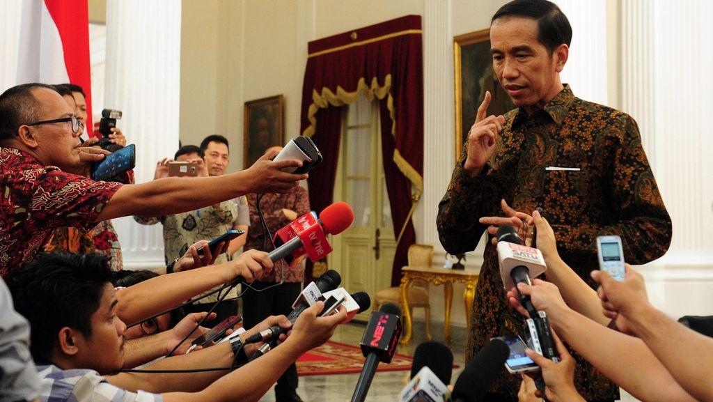 Jokowi: Dari 1,8 Juta Ruang Kelas Sekolah Hanya 466 Ribu yang Kondisinya Baik