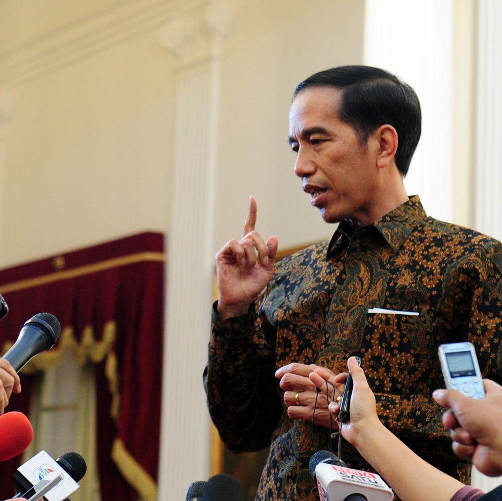 Jokowi: Hukum Pelaku Pemerkosa Gadis 14 Tahun Seberat-beratnya!