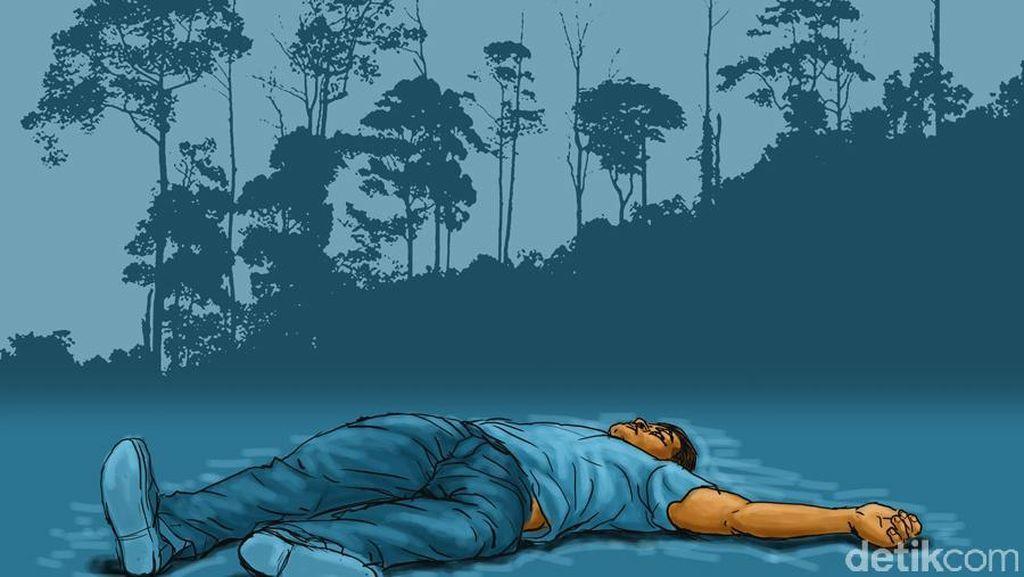 Mayat Lelaki Tua Sebatang Kara Ditemukan Membusuk di Rumahnya Depok