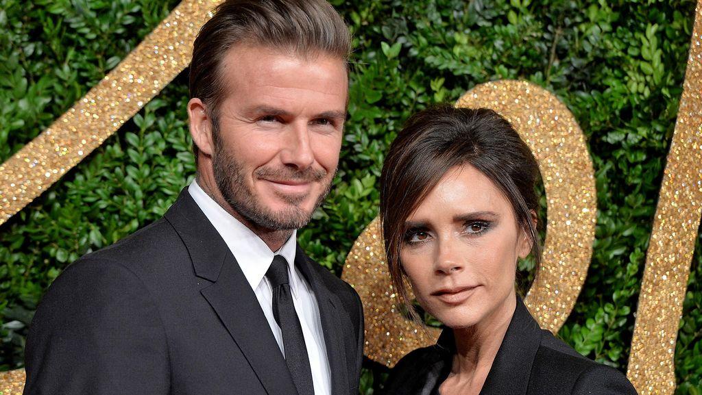 David Beckham Ingin Punya Anak Kelima