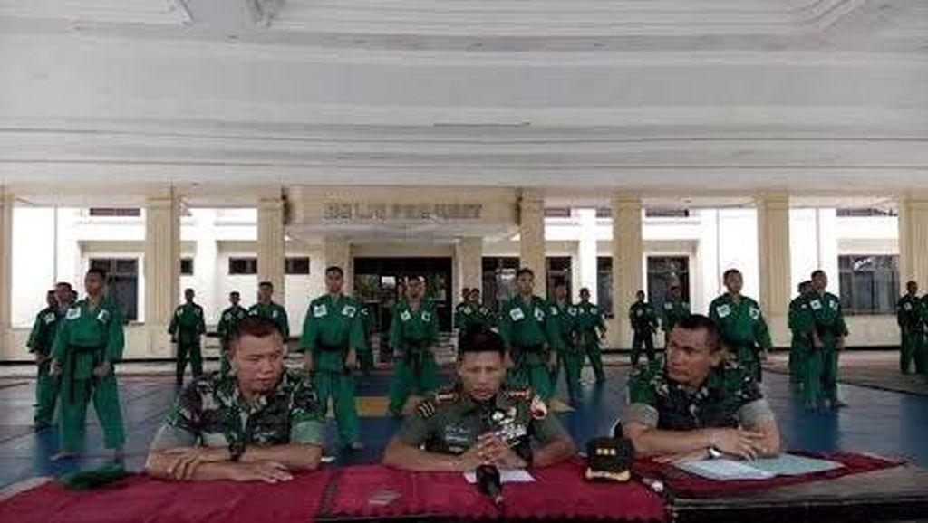 Kodam V Brawijaya Gelar Kejurnas Yong Moo Do KASAD CUP 2015