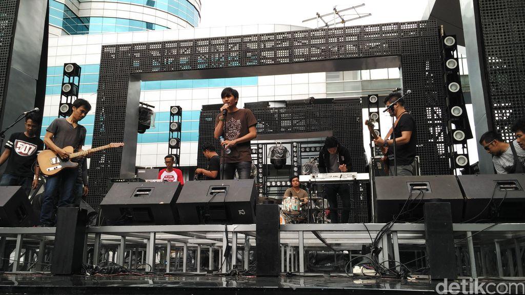 Konser Sheila On 7 di Aceh Ditunda