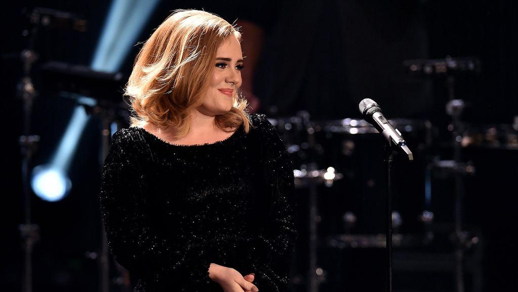 Ini Rahasia Adele Sukses Turunkan Berat Badan
