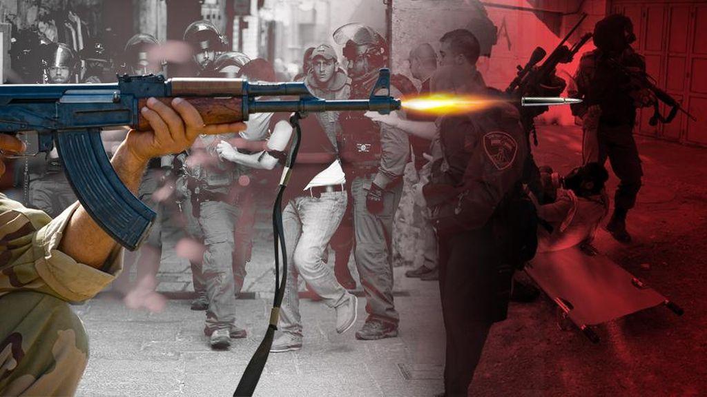 Pasukan Israel Tembak Mati Pemuda Palestina dalam Bentrokan