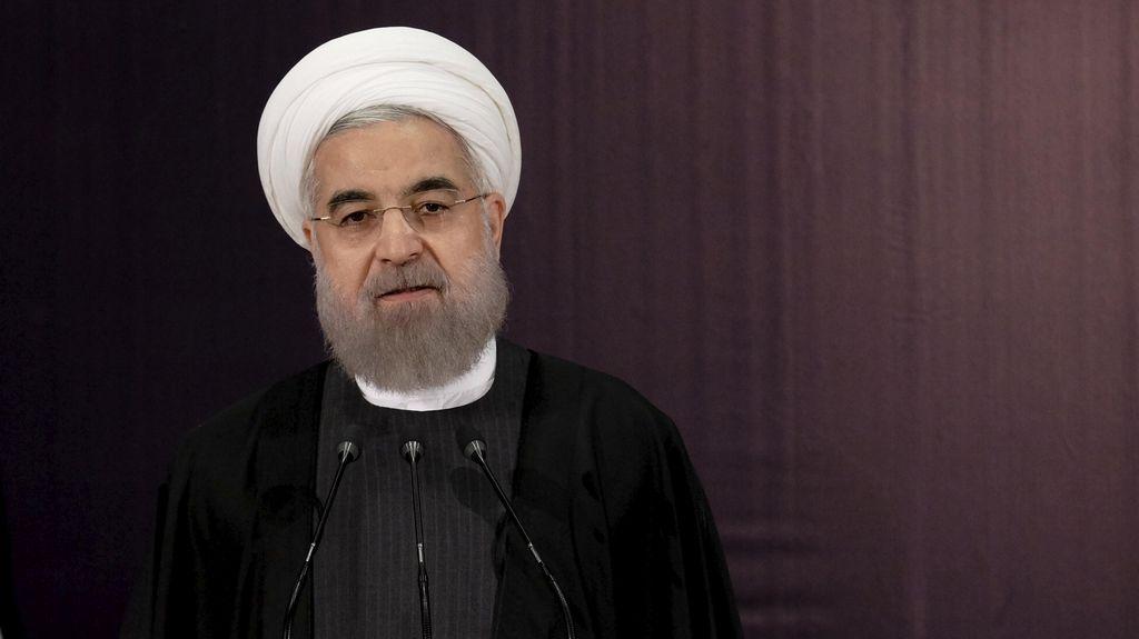 Presiden Rouhani: Iran Bukan Ancaman Bagi Negara Lain