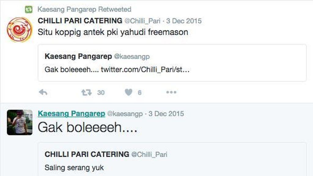 Cara Unik Anak-anak Jokowi Melawan Haters Papa di Media Sosial