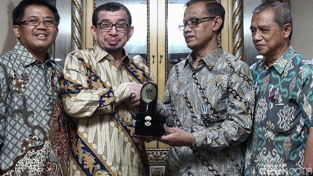 Presiden PKS Temui Ketum Muhammadiyah
