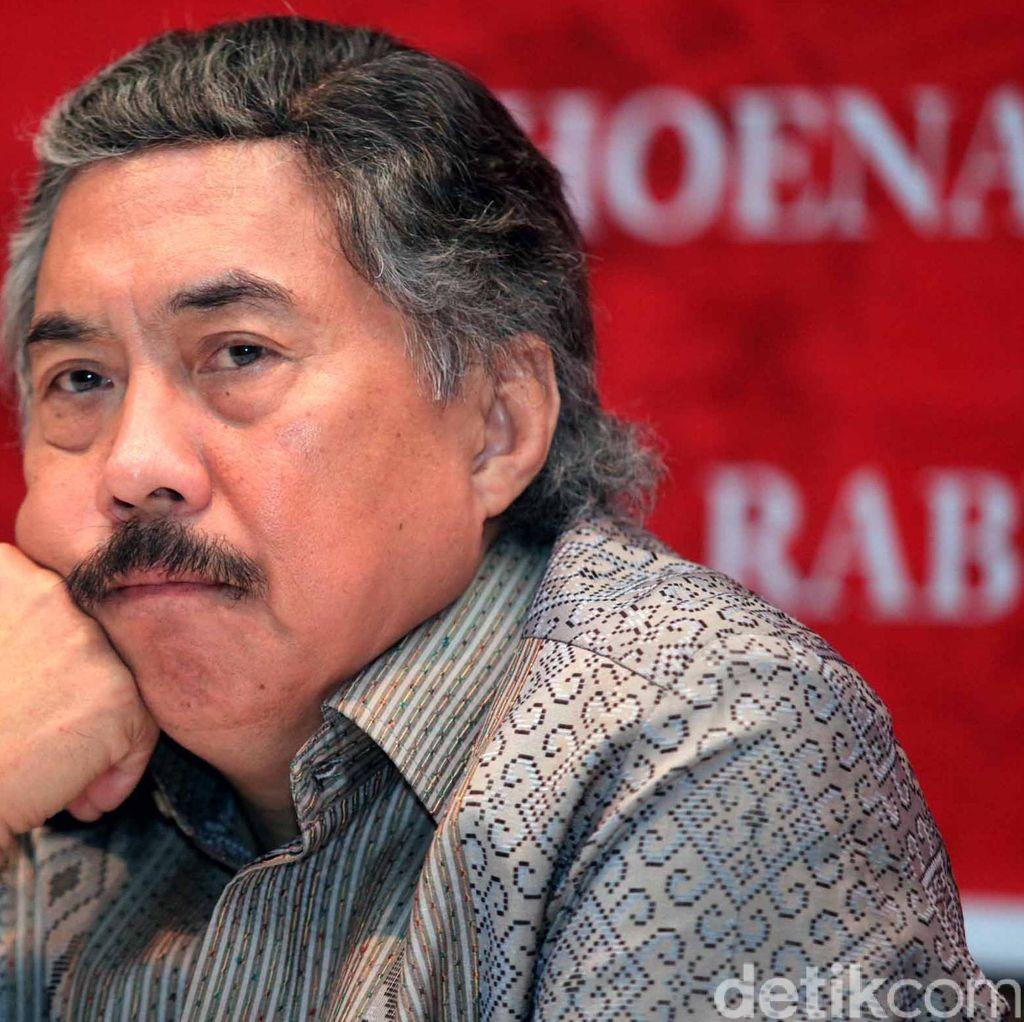 Hakim Agung Gayus Lumbuun Minta Presiden Keluarkan Perppu Selamatkan MA