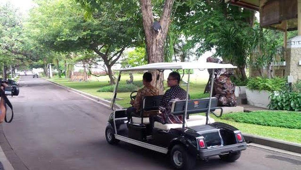Istana Tegaskan Kedatangan Ahok Temui Jokowi Hanya Bicara Soal Cuti Kampanye