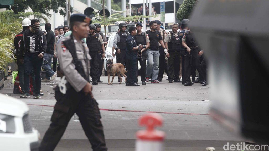 30 Hari Tangkap Orang Tanpa Status, RUU Terorisme Harus Didrop