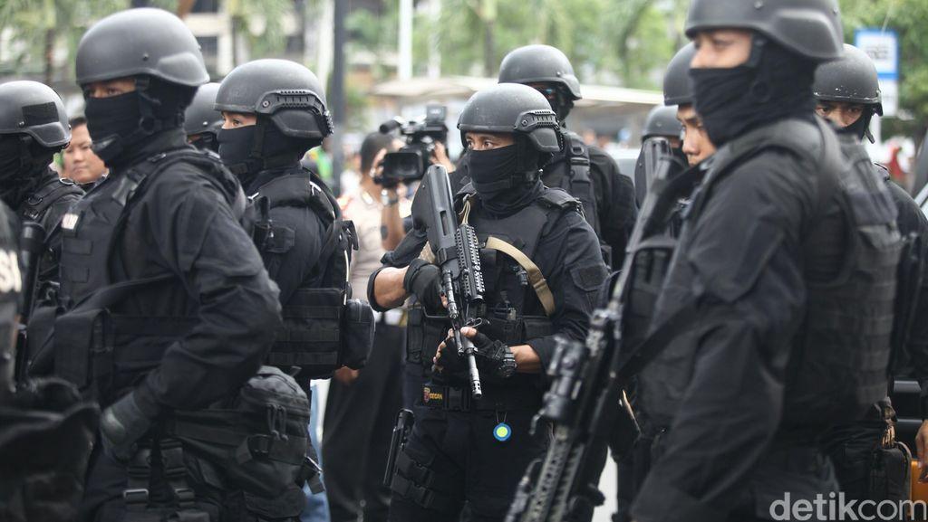 Densus 88 Gerebek Rumah di Magetan, Jawa Timur Terkait ISIS