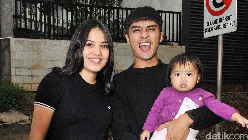 Ingin Punya Anak Banyak, Ricky Harun: Bisa Bikin Kesebelasan