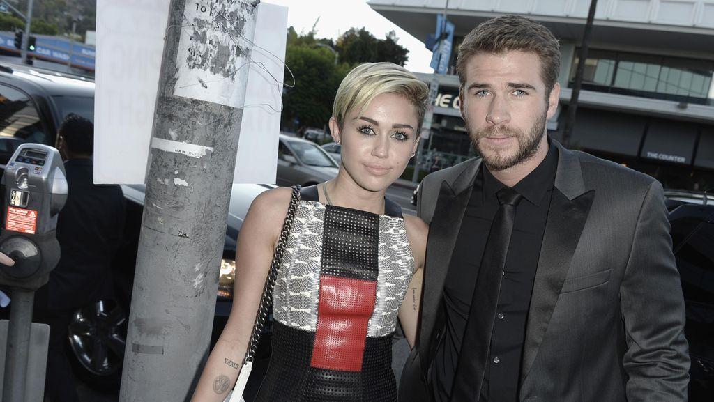 Miley Cyrus dan Liam Hemsworth Dikabarkan Menikah dalam Waktu Dekat