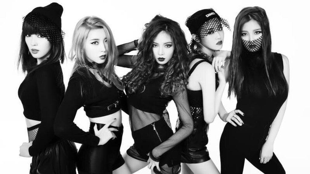 4Minute dan Manajemen Tak Lagi Sependapat Soal Karier