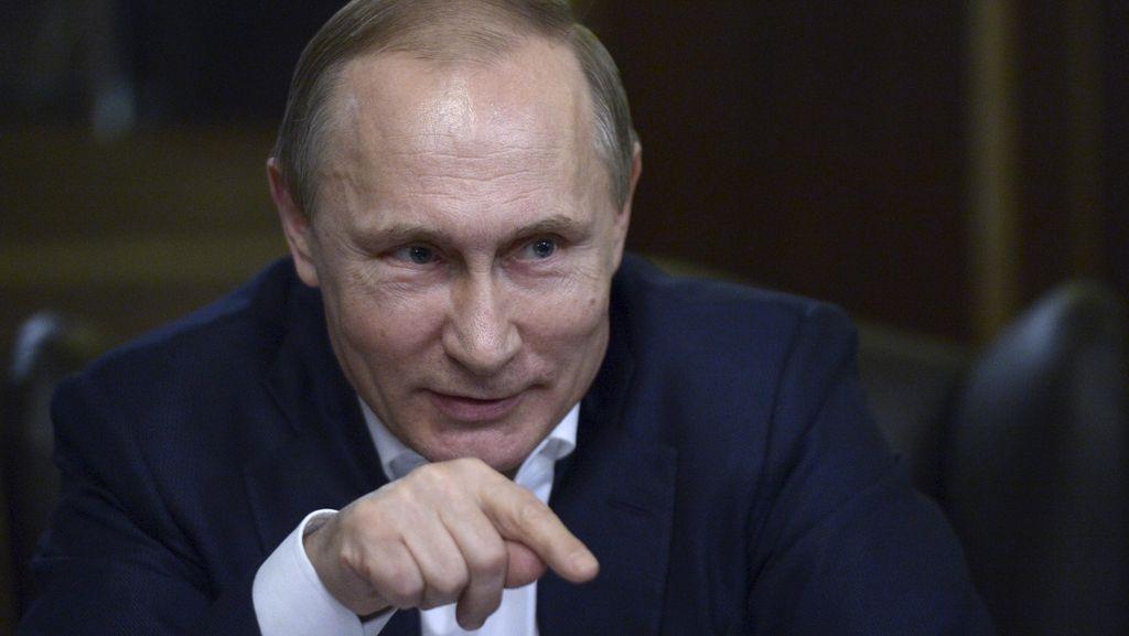 Dituding Lakukan Kejahatan Perang, Putin Batalkan Kunjungan ke Prancis