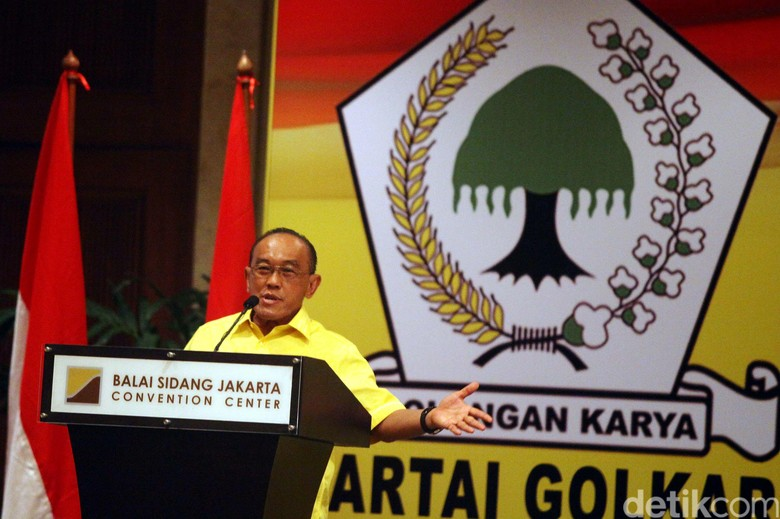 Selain Tantowi, Ical Juga Restui Putra Sulung Ratu Atut Maju Pilgub Banten
