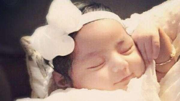 Aww, Putri Hengky Kurniawan dan Sonya Fatmala Cute Banget!