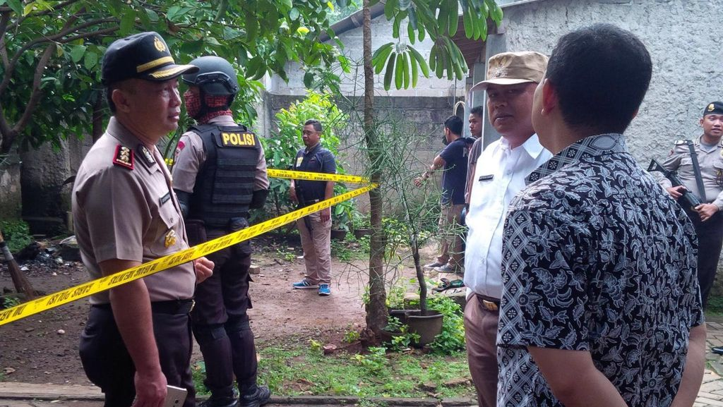 Tukang Cobek Terancam 15 Tahun Bui, Ini Alasan Polisi Proses Tajudin