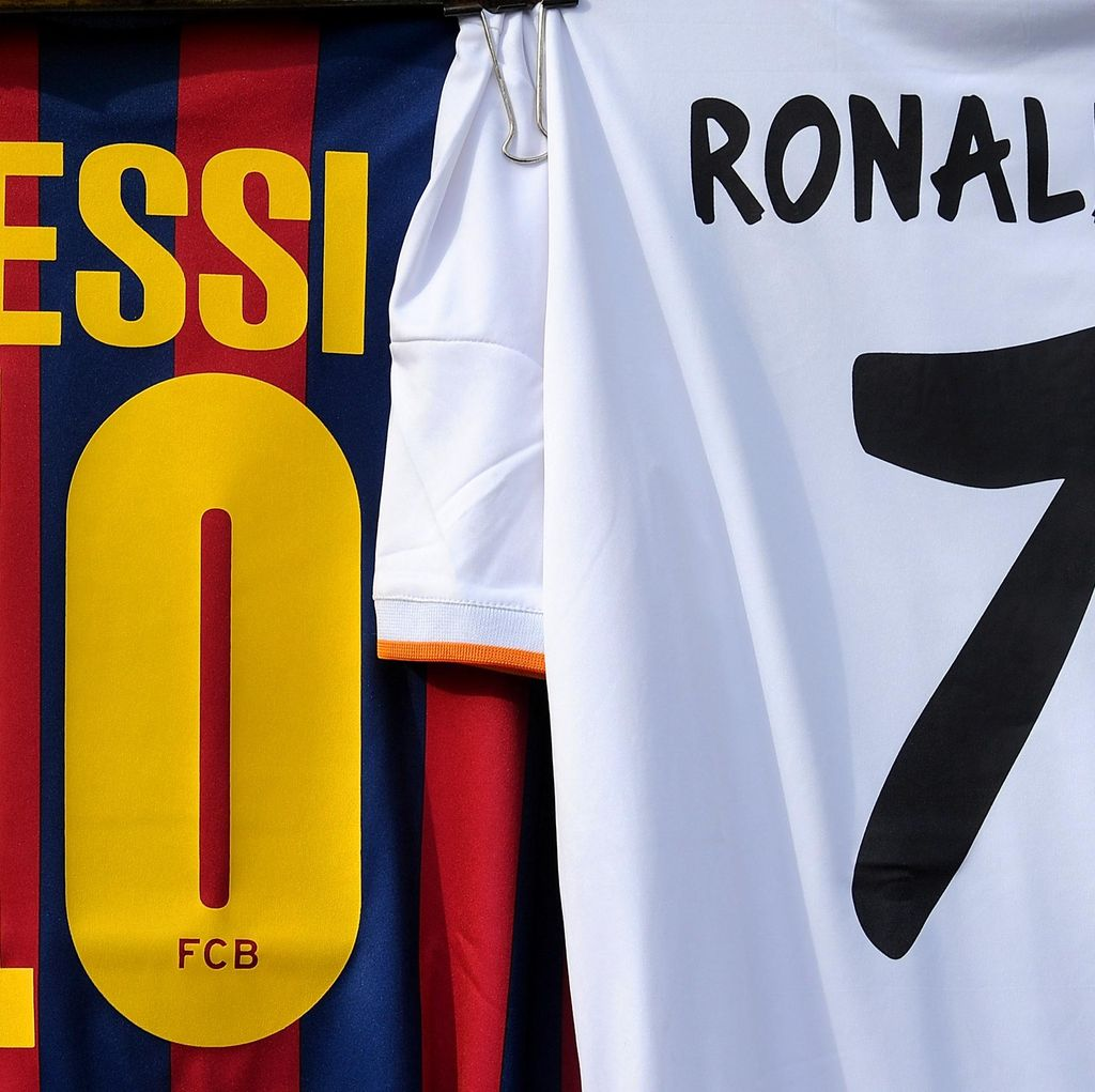 Ada Rasa Saling Respek yang Besar Antara Ronaldo dengan Messi