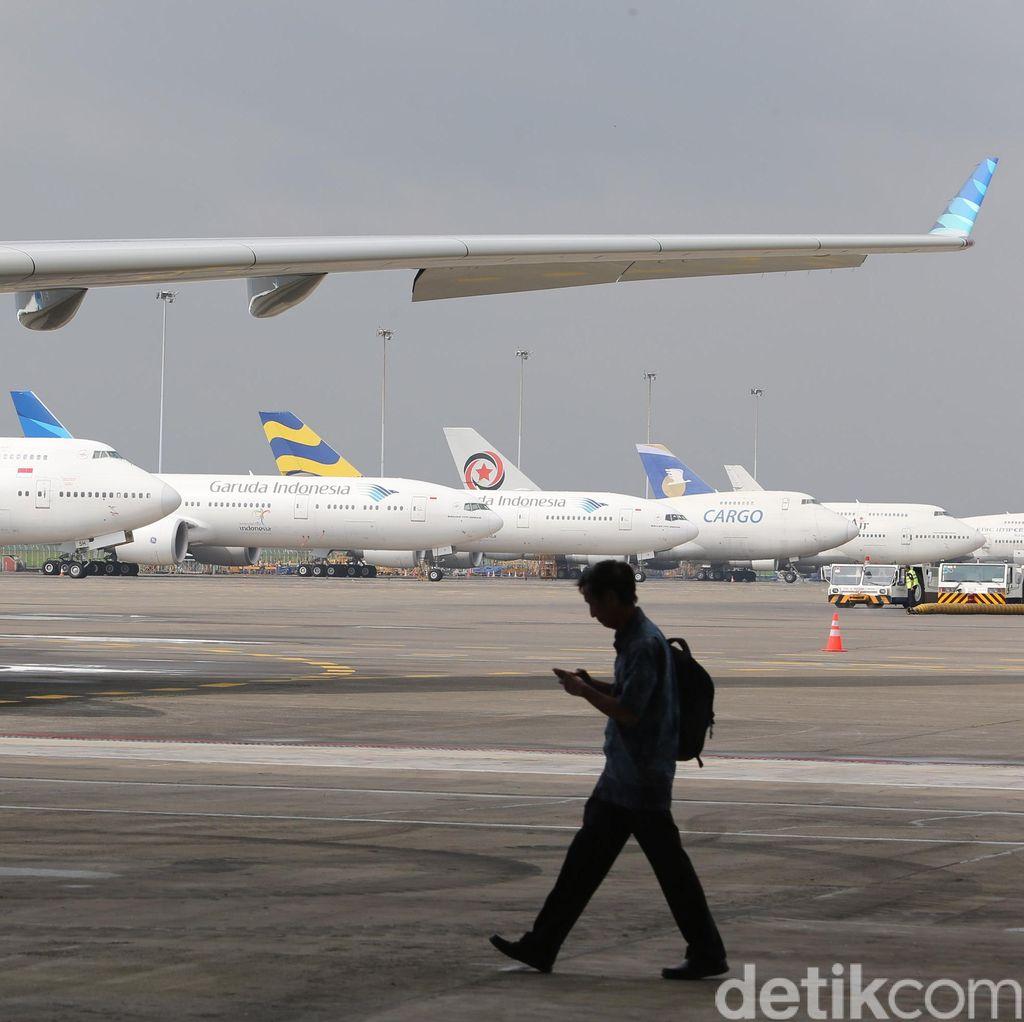 Selain Lion Air, 4 Maskapai Lain Juga Kurangi Frekuensi di Masa Sepi