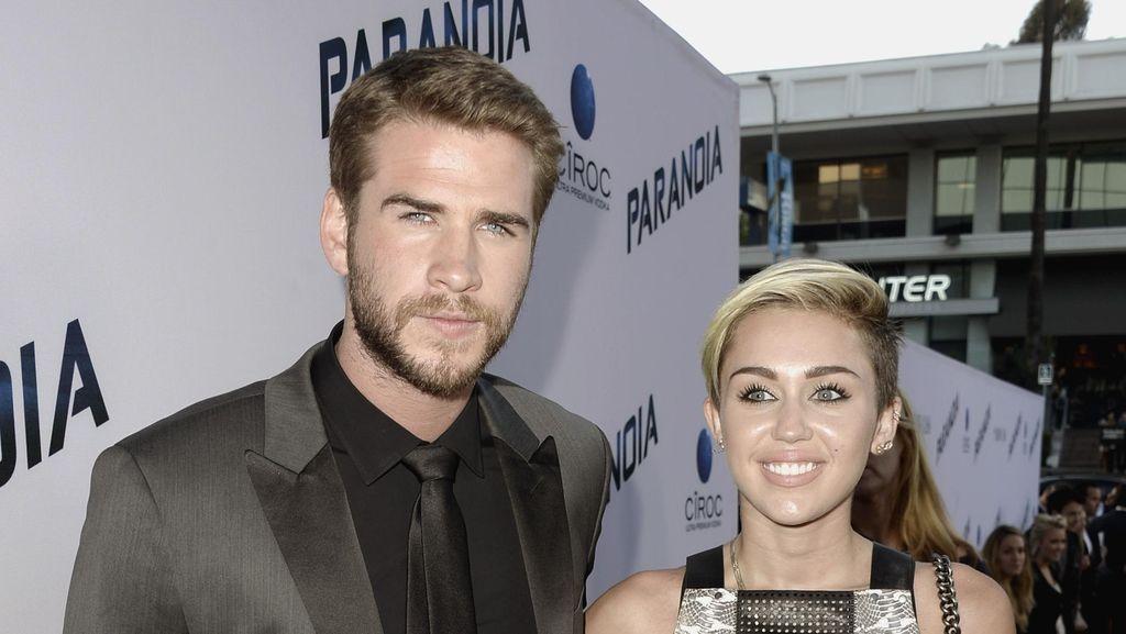 Pernah Batalkan Pertunangan dengan Miley Cyrus, Ini Kata Liam Hemsworth