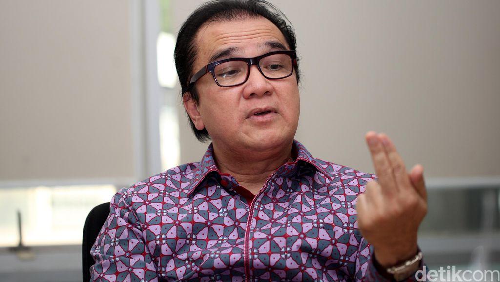Tantowi Yahya: Dikotomi Artis dan Non Artis di DPR Bukan Pemikiran Bijak
