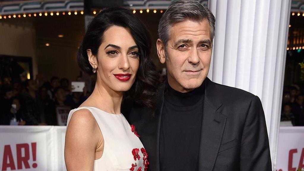 George Clooney: Aku Bertemu Cinta Sejati di Usia 52 Tahun