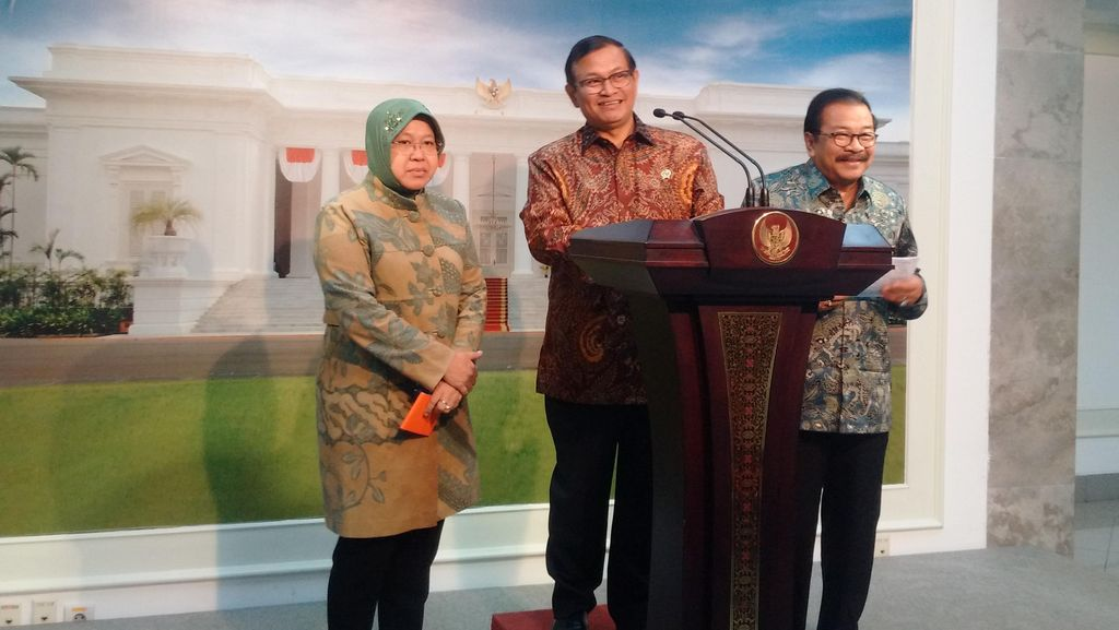 Warga Surabaya yang Tinggal di Kaki Suramadu Kini Bisa Urus Sertifikat Tanah